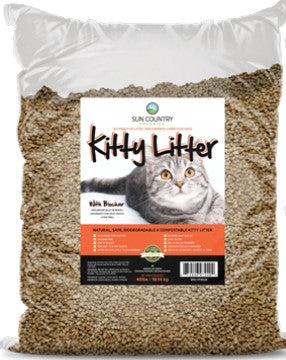 Sun Country Organics Kitty Litter with Biochar