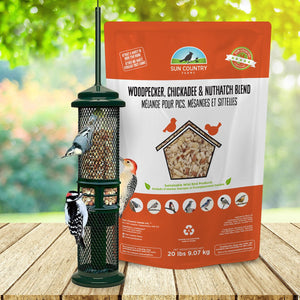 Squirrel Buster Peanut Feeder Free Seed