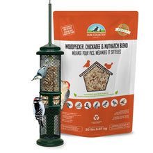 Load image into Gallery viewer, Squirrel Buster Peanut Feeder Free Seed
