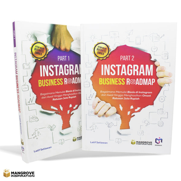 Promo Best Deal Instagram Business Roadmap