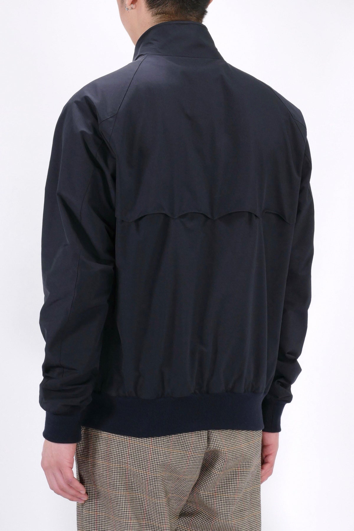 Baracuta Mens Wind Jacket G9 - Dark Navy