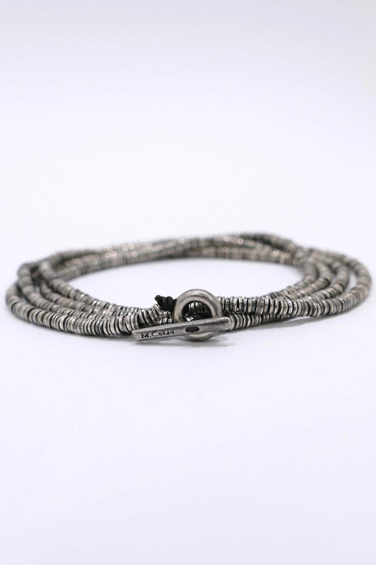 M.Cohen 4 Wrap Bracelet/Necklace