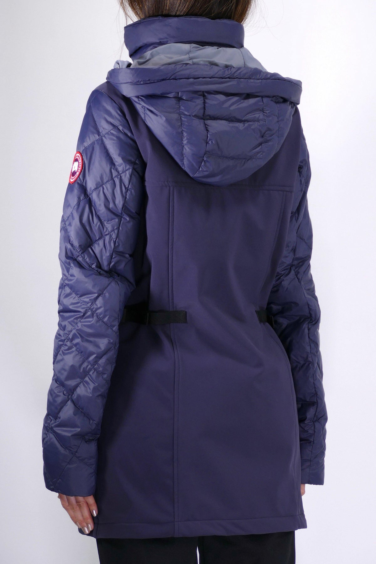 Canada Goose Womens Jacket Coat Berkley - Navy