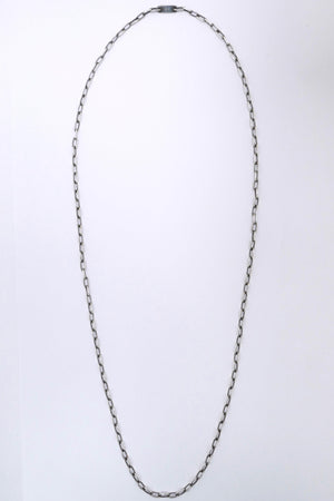 M. Cohen Zephyr Necklace Silver