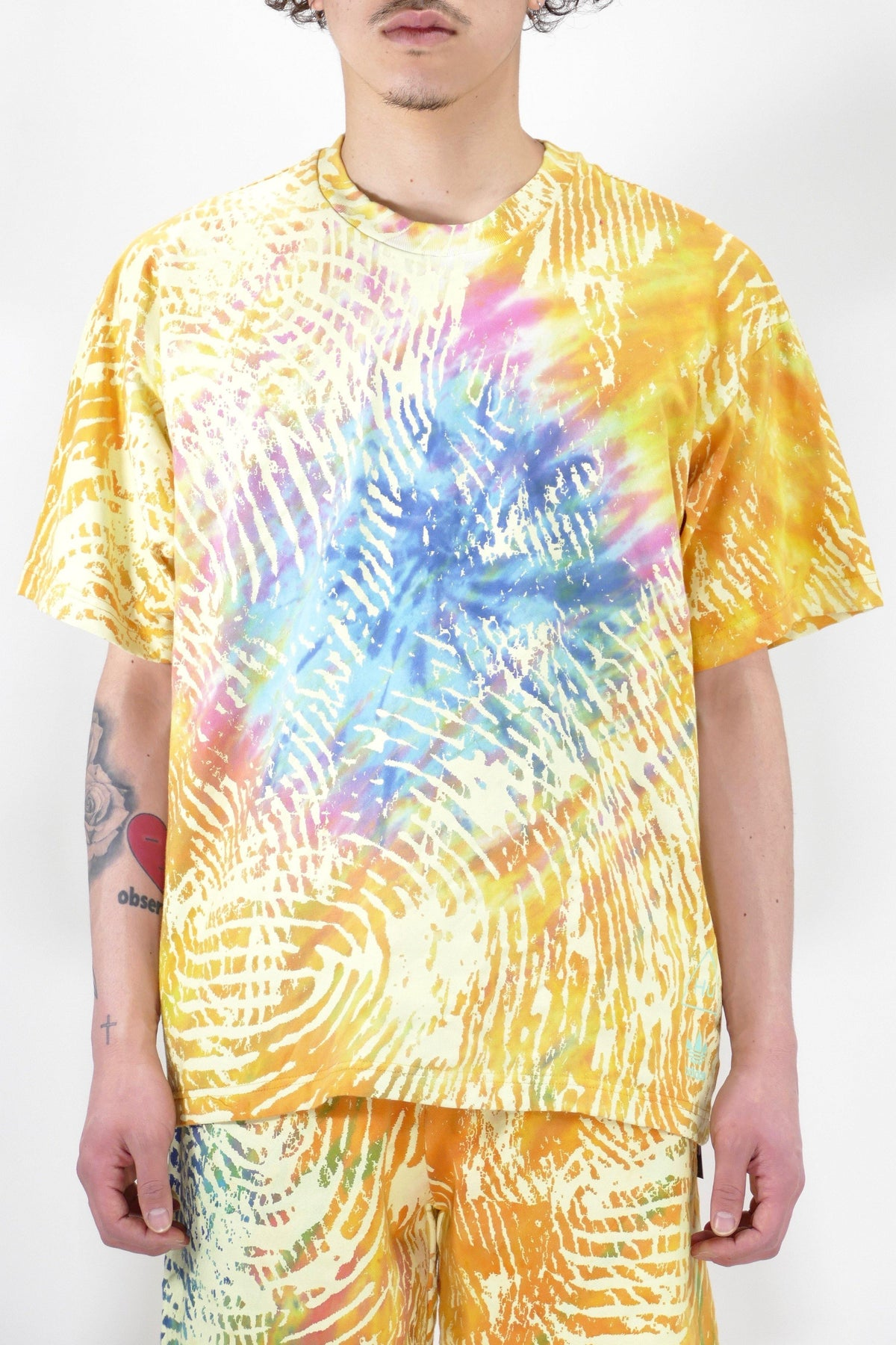 Adidas x Pharell Williams BB T-Shirt Multicolour