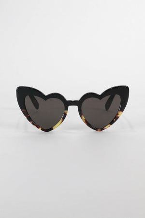 Saint Laurent Sunglasses 181 Loulou 013 54 Havana