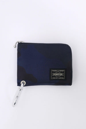 Porter Multi Wallet Navy