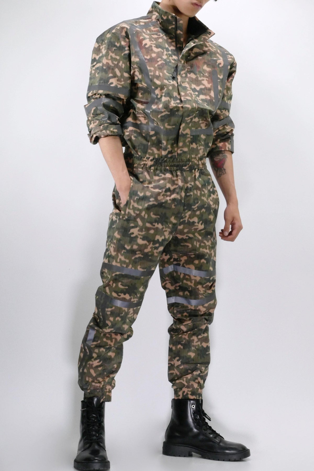Astrid Andersen Track Trouser Camouflage