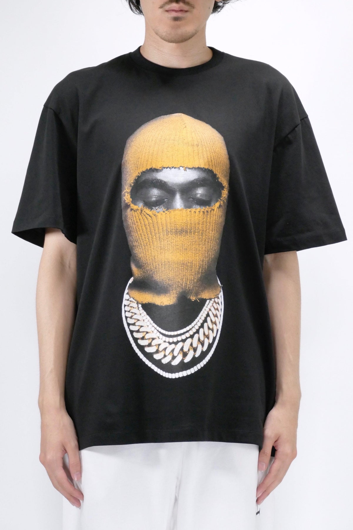 Ih Nom Uh Nit Mask Tee Black