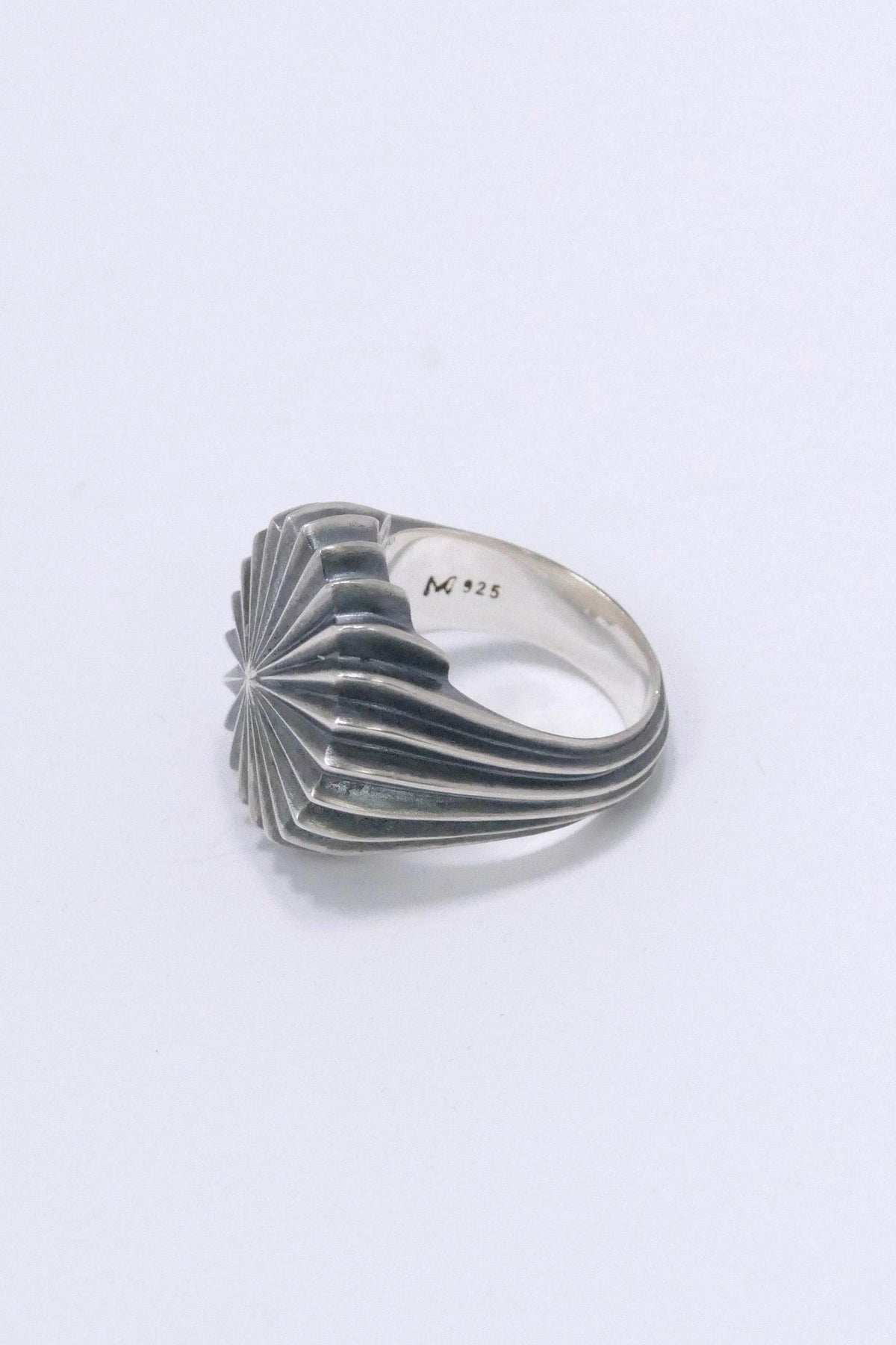 M. Cohen The Motion Ring Silver
