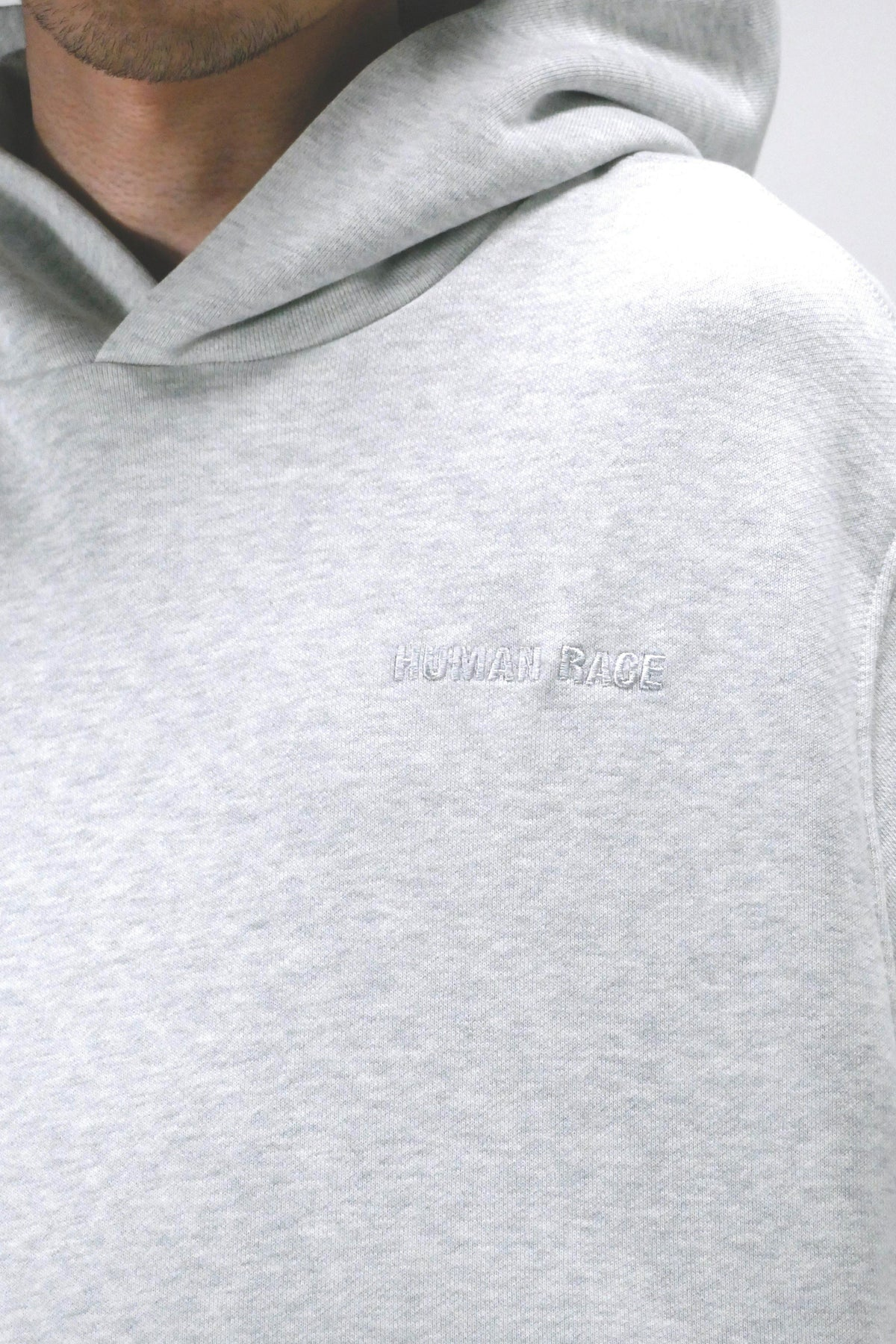 Adidas x Pharrell Williams Basic Hoodie Grey