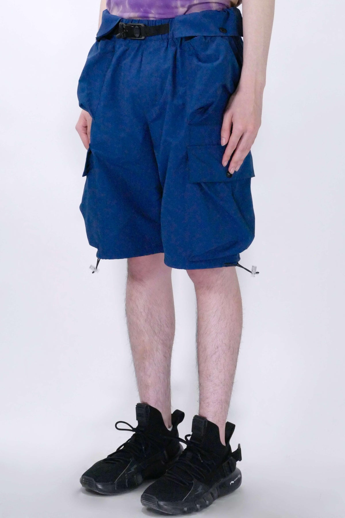 Bonsai Cargo Shorts - Blue