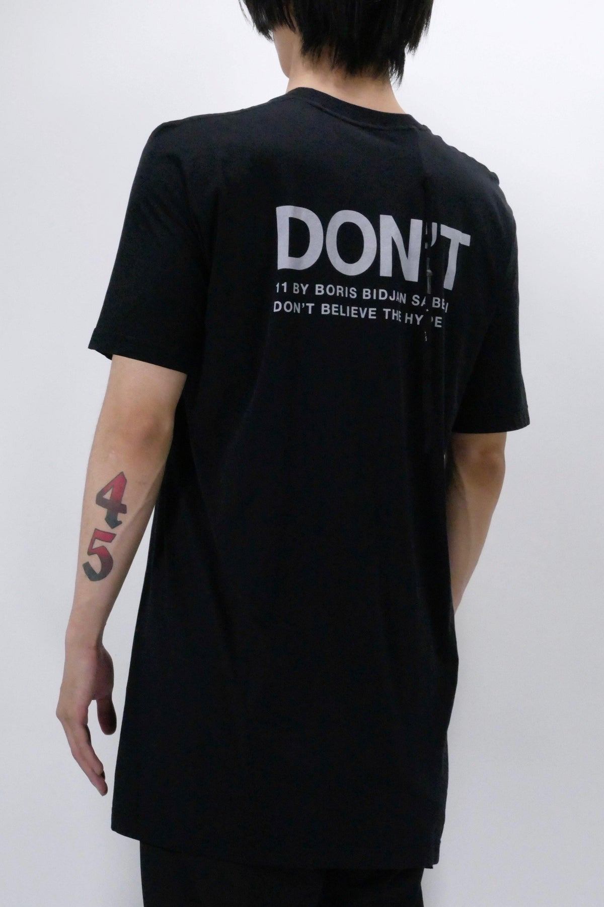 11 BY BBS TS5 Don't Tee Black