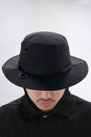 Canada Goose Mens Accessories - Hats - Journey  - Black