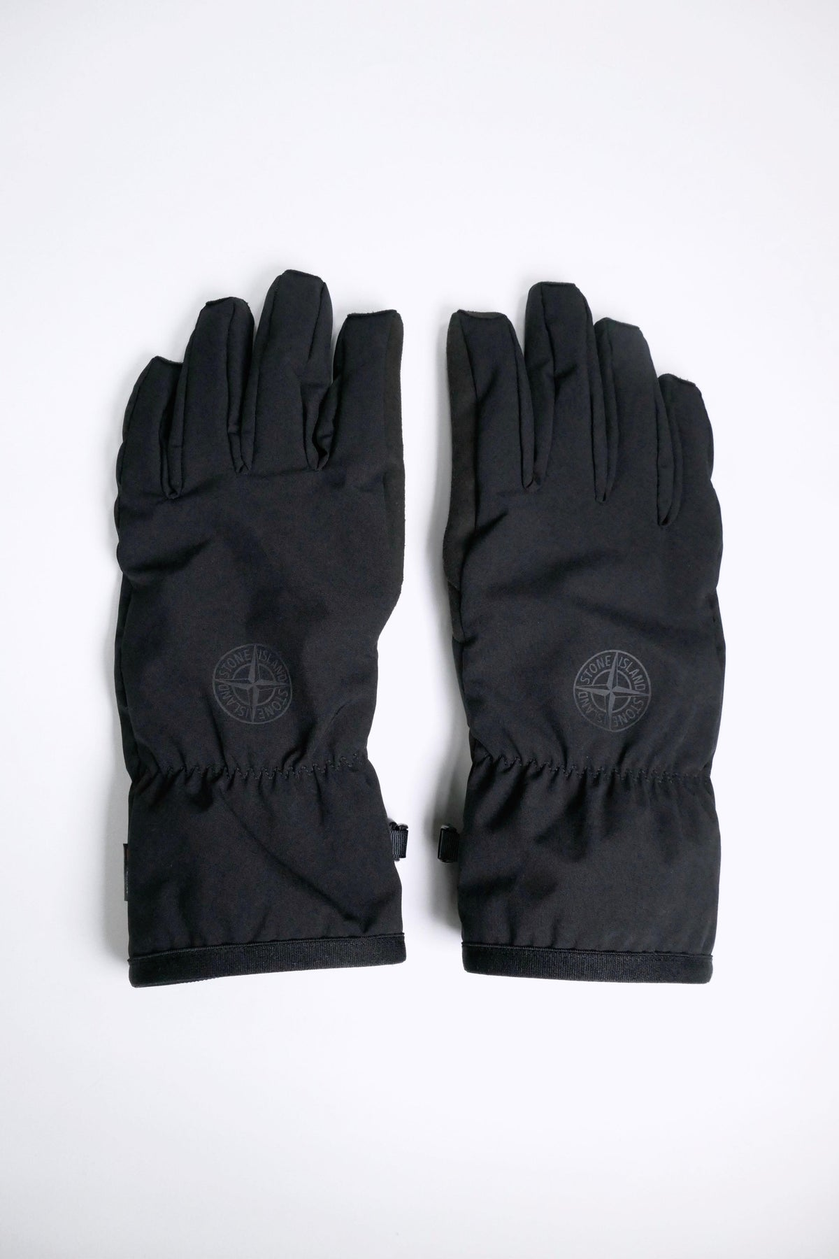 Stone Island 92429 Gloves Black