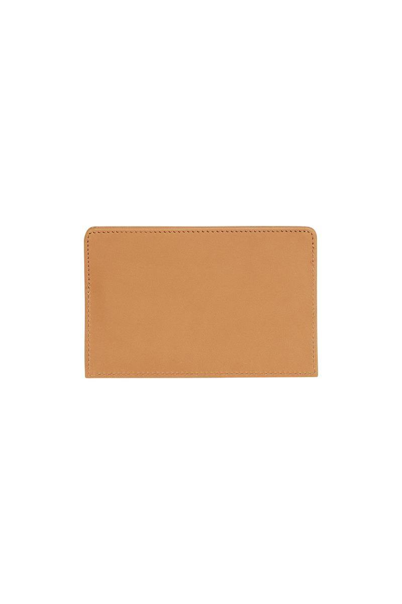 PB 0110 CM 42 Card Case Tan