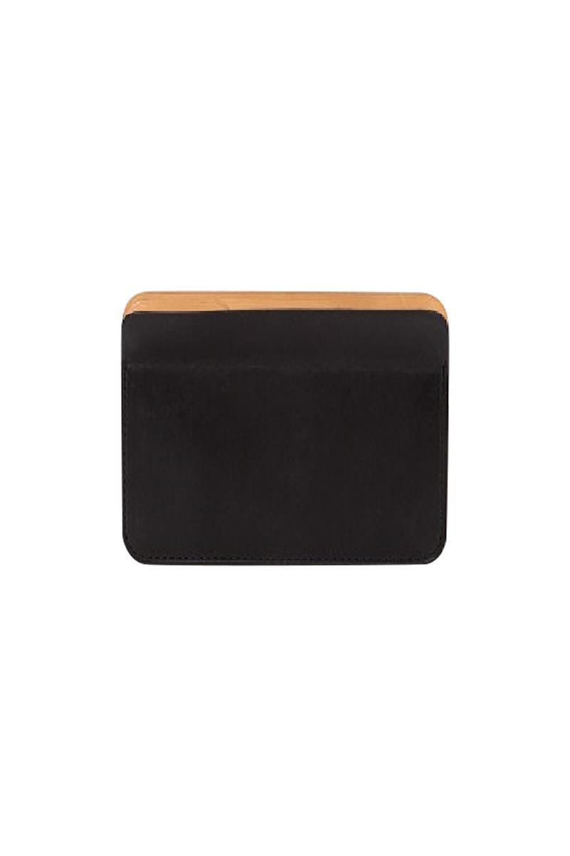 Isaac Reina Classify Card Holder Black