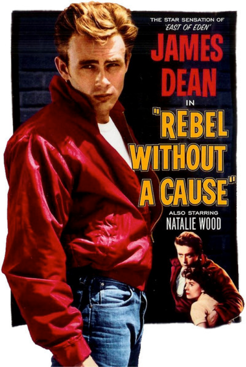 Rebel without a cause fashion 86