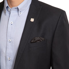 NICK GRAHAM SUIT 413 NAVY thumbnail 1