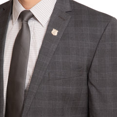 NICK GRAHAM SUIT 021 GREY thumbnail 1
