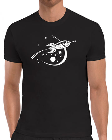 Nick Graham NASA Tees - Spaceship