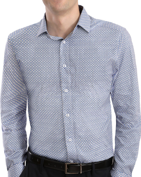 FASHION STRETCH DRESS SHIRT | MODERN FIT