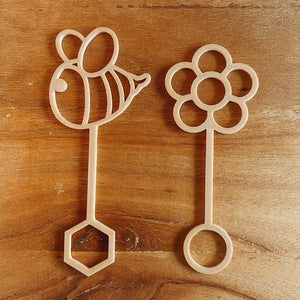 Kinfolk Pantry Eco Bee Bubble Wand