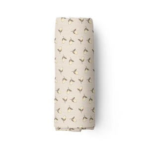 Piper Bug Bamboo Muslin Swaddle - Davey