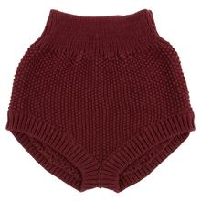 Baby Bloomers - Mulberry Knit
