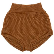 Baby Bloomer - Maple Syrup Knit