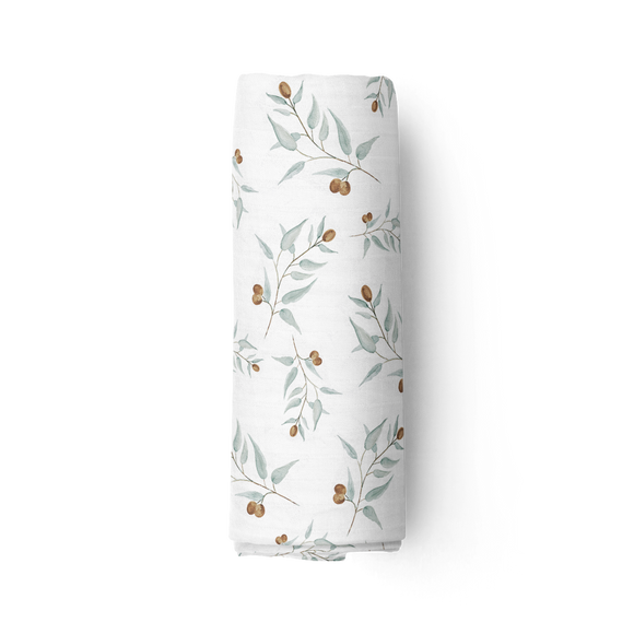 Piper Bug Bamboo Swaddle - Ray