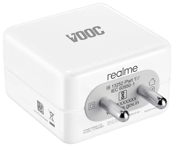 Realme Vooc Flash Charger 20W PA20W - E MIRA ROAD