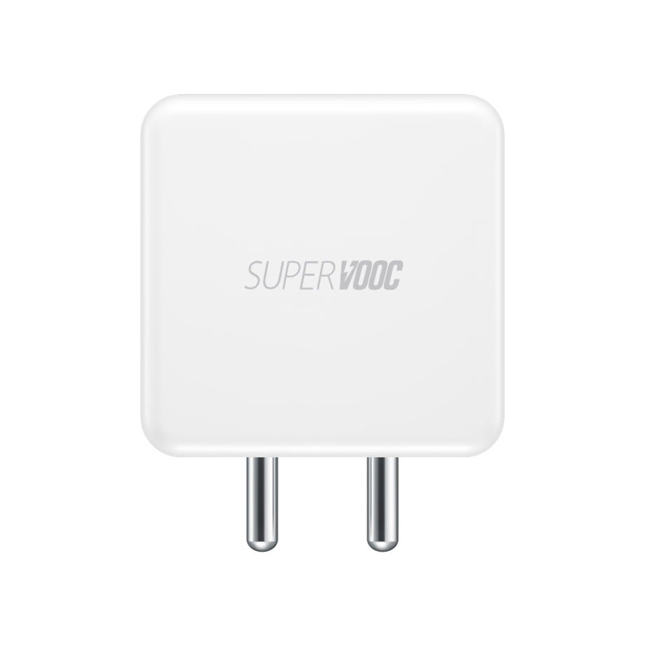 Realme SuperVOOC Flash Charger 50W  PA50W - E MIRA ROAD