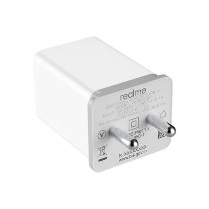 Realme Power Adapter 10W PA10W - E MIRA ROAD