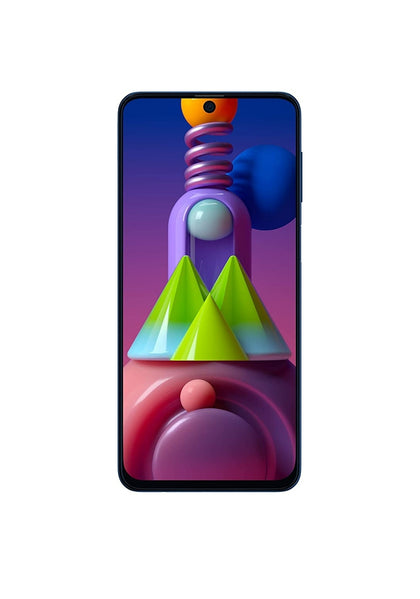 Samsung Galaxy M51 (Electric Blue, 8GB RAM, 128GB Storage) - E MIRA ROAD