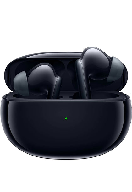 OPPO Enco X With Noise Cancelling Bluetooth Headset  (Black, True Wireless)