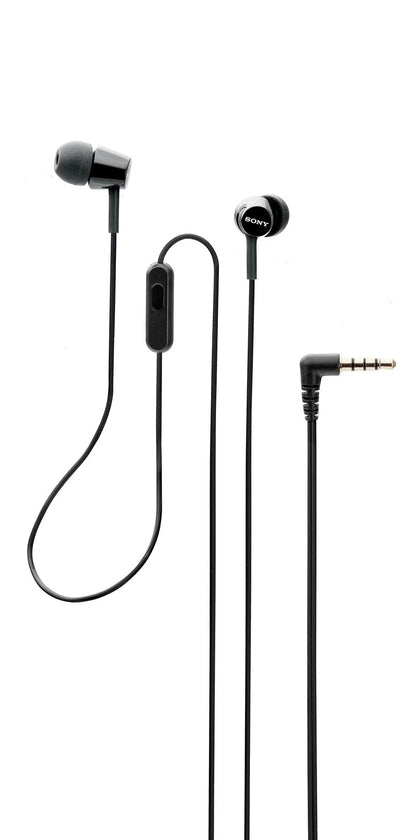 SONY MDR-EX155AP Wired Earphone - E MIRA ROAD