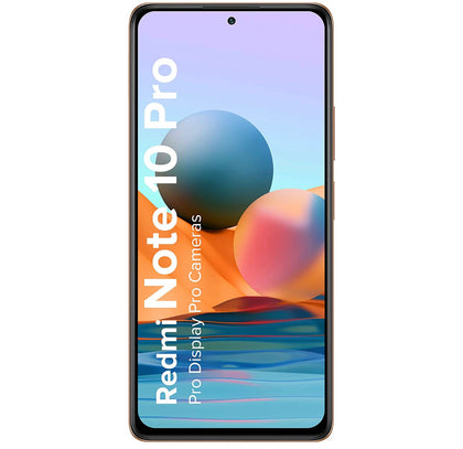 Redmi Note 10 Pro (Vintage Bronze, 6GB RAM, 128GB Storage)