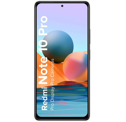 Redmi Note 10 Pro (Dark Night, 6GB RAM, 128GB Storage)