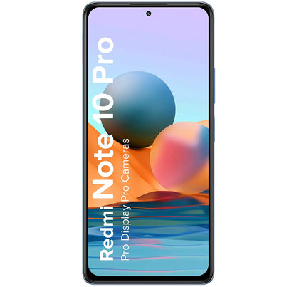 Redmi Note 10 Pro (Glacial Blue, 6GB RAM, 128GB Storage)