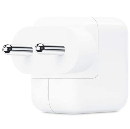 Apple 12W USB Power Adapter (for iPhone, iPad) - E MIRA ROAD