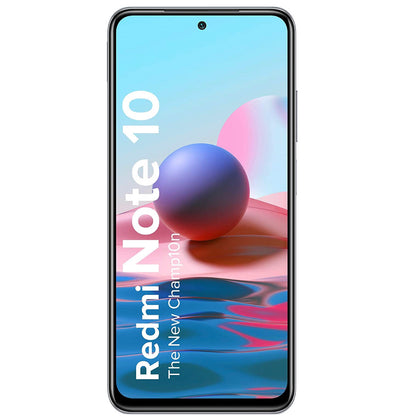 Redmi Note 10 (Frost White, 4GB RAM, 64GB Storage)