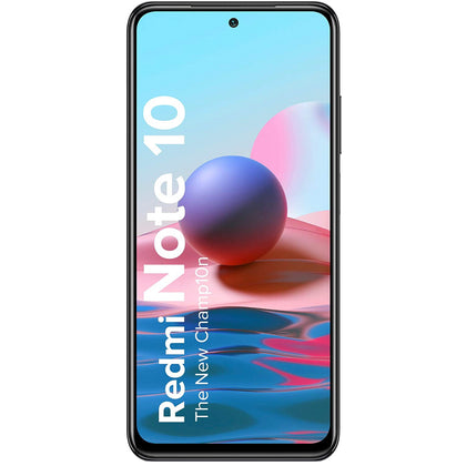 Redmi Note 10 (Shadow Black, 6GB RAM, 128GB Storage)