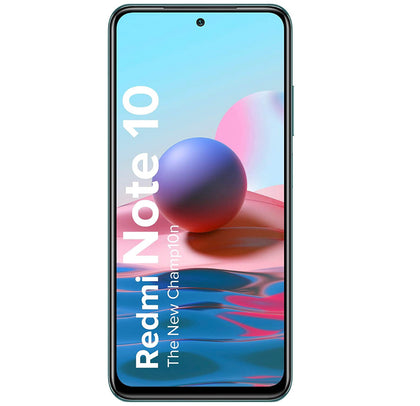 Redmi Note 10 (Aqua Green, 6GB RAM, 128GB Storage)