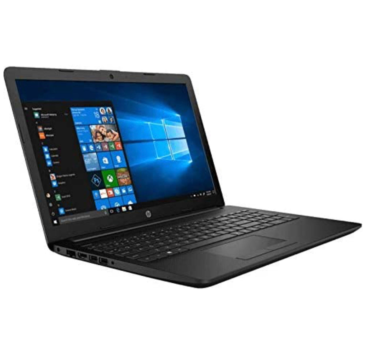 HP Intel® core i3® (8th Generation) 4GB RAM (HP 15-DA0411TU)- (Sparkling Black) 1TB Hard Disk 15.6inch with WINDOWS 10 Home, MS Office & M2 Solt - E MIRA ROAD