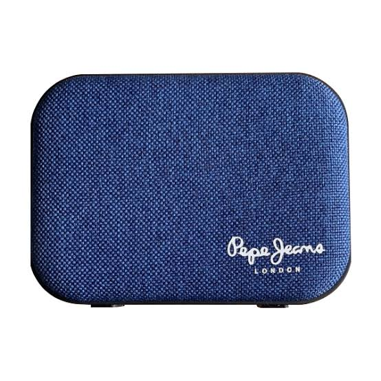 Pepe Jeans Fabric Bluetooth Wireless Speaker - E MIRA ROAD