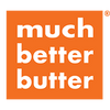 Much Better Butter™ logo