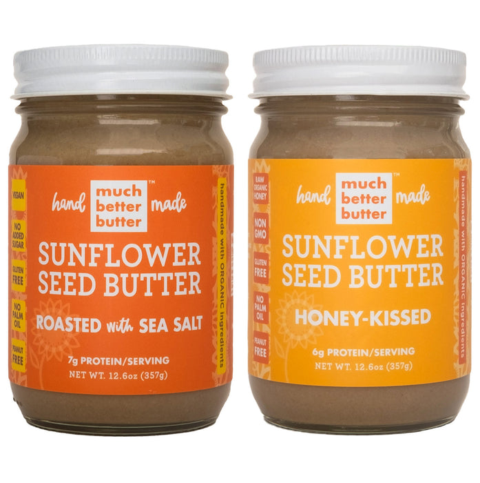 Much Better Butter™ | Savory–Sweet 2 Pack