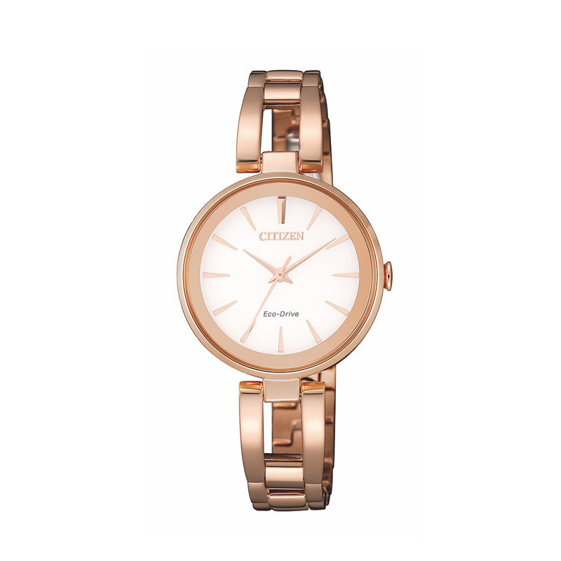 Citizen Ladies Watch Eco-drive B/let SSWP WR