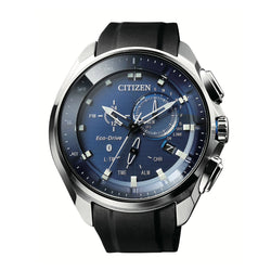 Citizen Gents Watch Eco-drive Chrono Bluetooth SSWP Strap WR 100